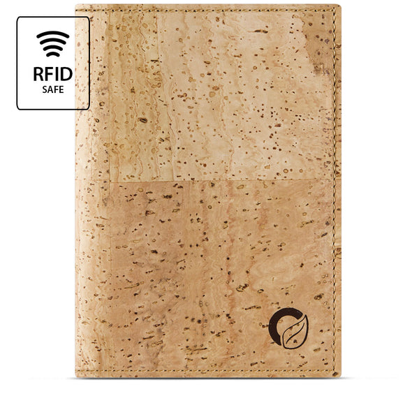 Cork Passport Wallet - HowCork
