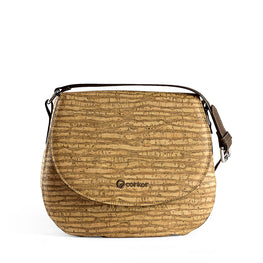 Cork Saddle Bag - HowCork