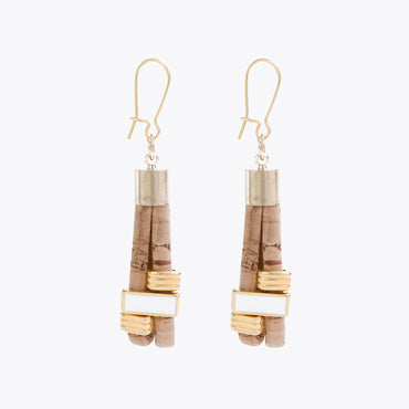 Cork Passion Earrings