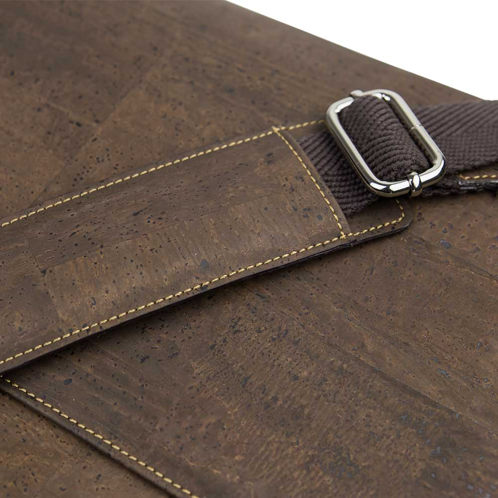 Cork Messenger Bag - HowCork