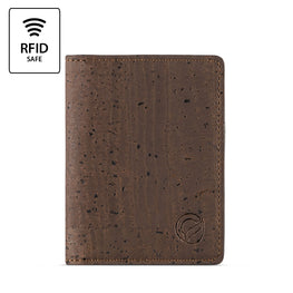 RFID Blocking Cork Wallet | HowCork - The Cork Marketplace
