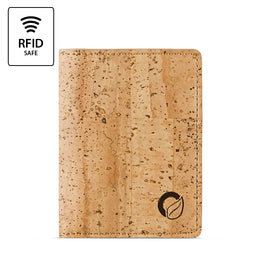 RFID Blocking Cork Wallet - HowCork