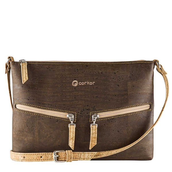 Cork Crossbody Bag - HowCork