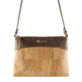 Small Cork Crossbody Bag - HowCork