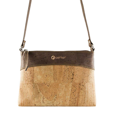 Small Cork Crossbody Bag