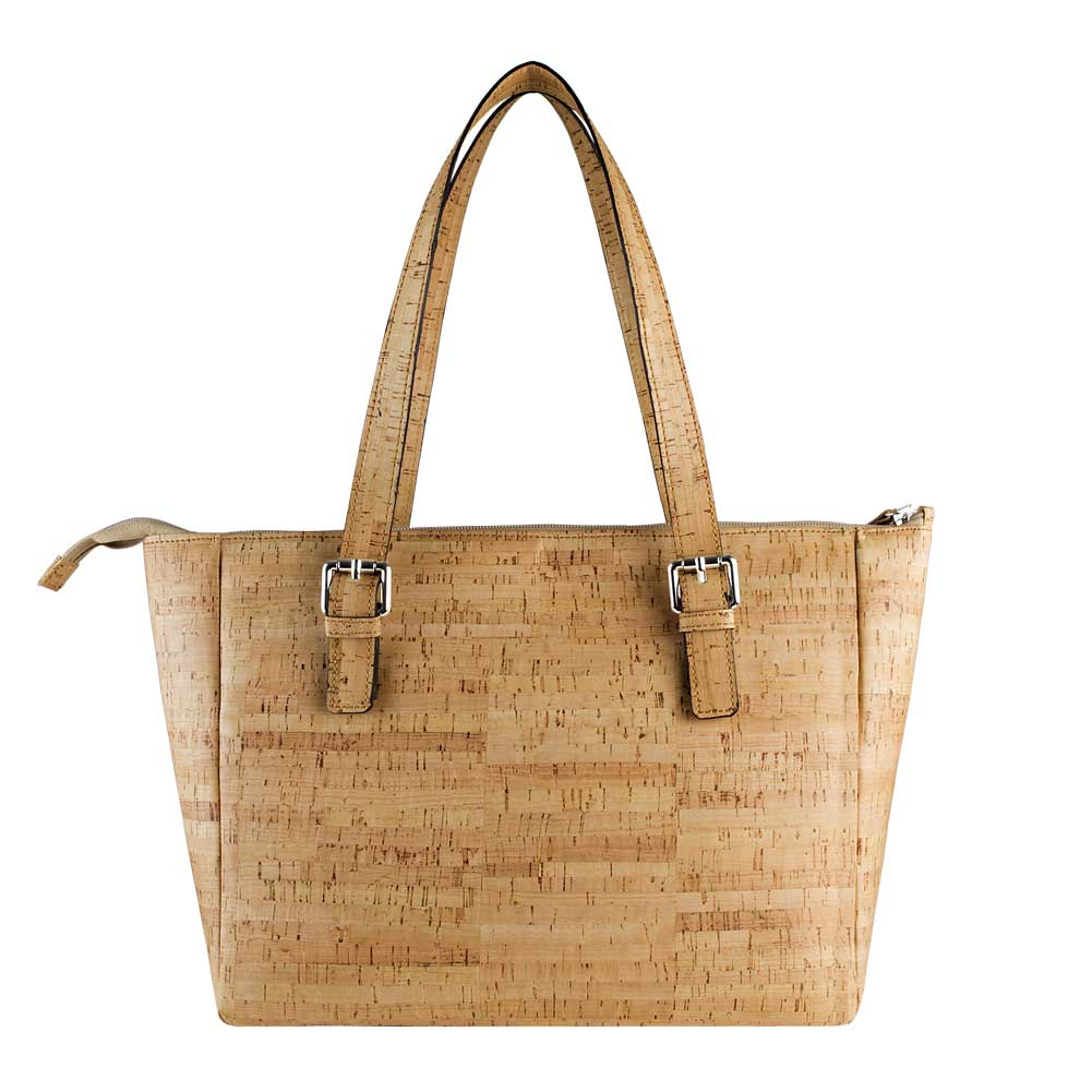 Cork Satchel Bag - HowCork