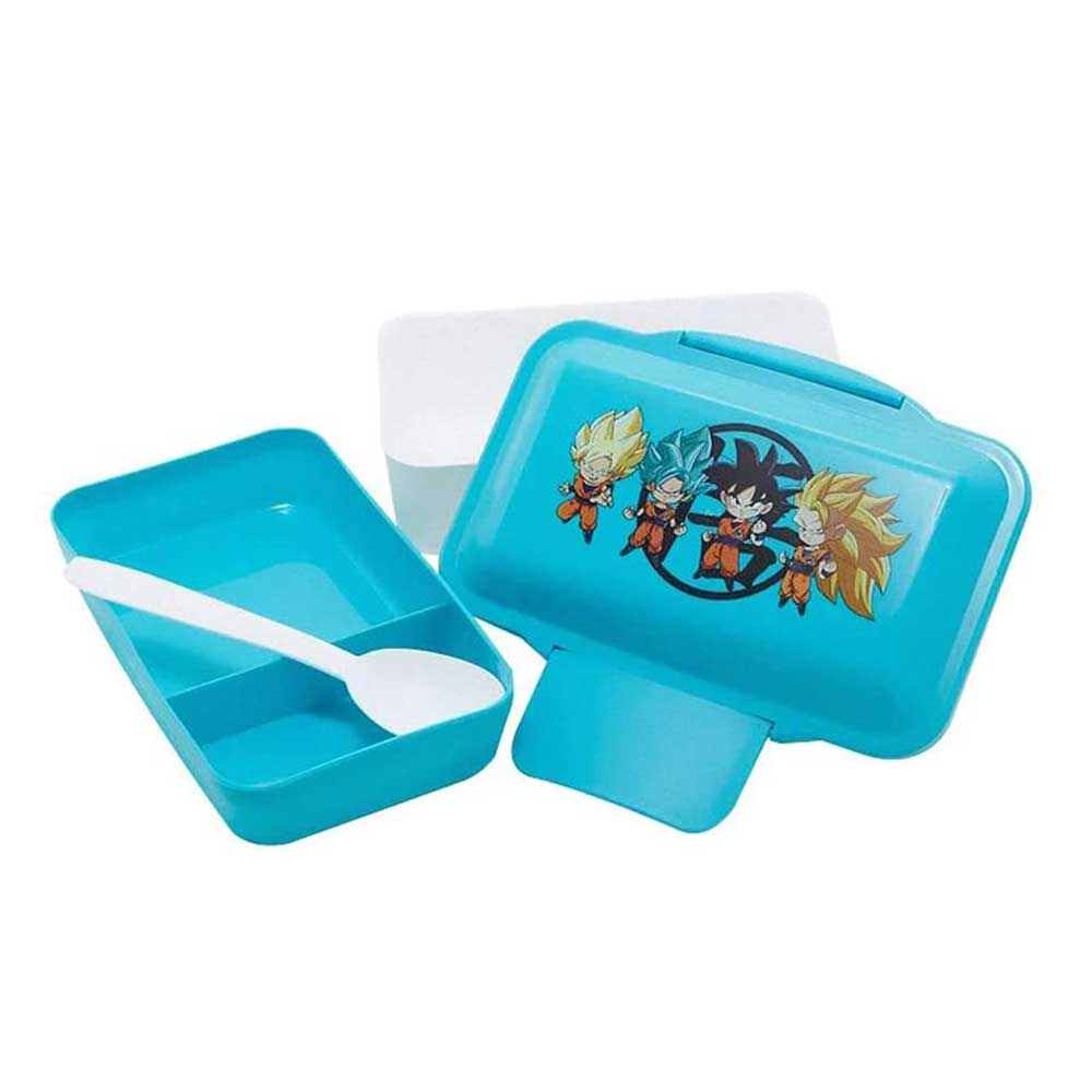Dragon Ball Bento Box with Spoon - Stunned Mind
