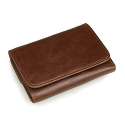 Stylish RFID Blocking Wallet For Men Made Of Genuine Leather Material. Free Shipping