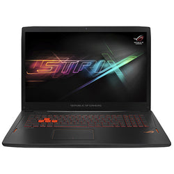 ASUS ROG GL702VM-GC005T Compact and Potent Gaming PC Intel® Core™ i7-6700HQ 2.6 GHz - Pwede Online
