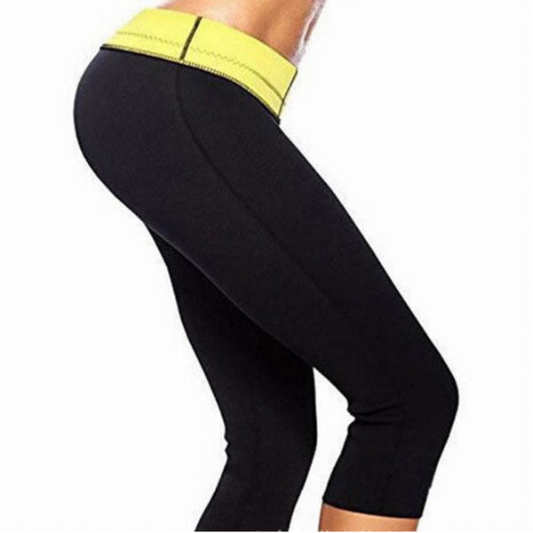 Hot Body Shaper Neoprene Fitness Sweat Pants