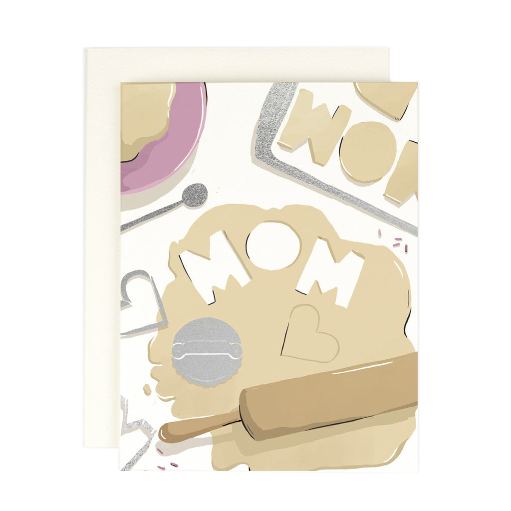 Mom Cookie Cutter