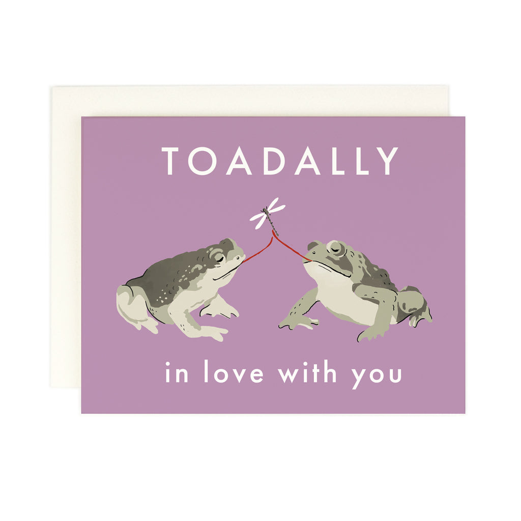 Toadally in Love With You