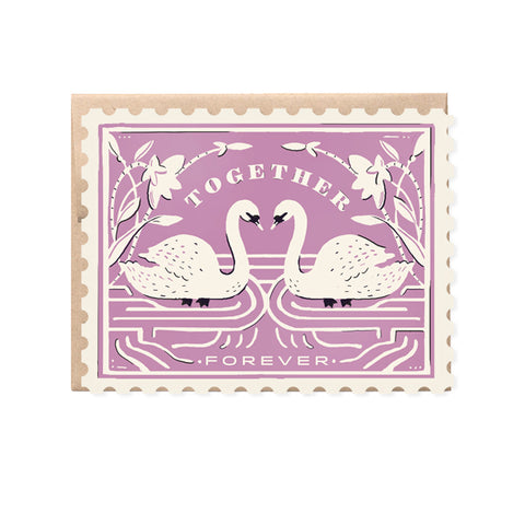 Together Forever Stamp