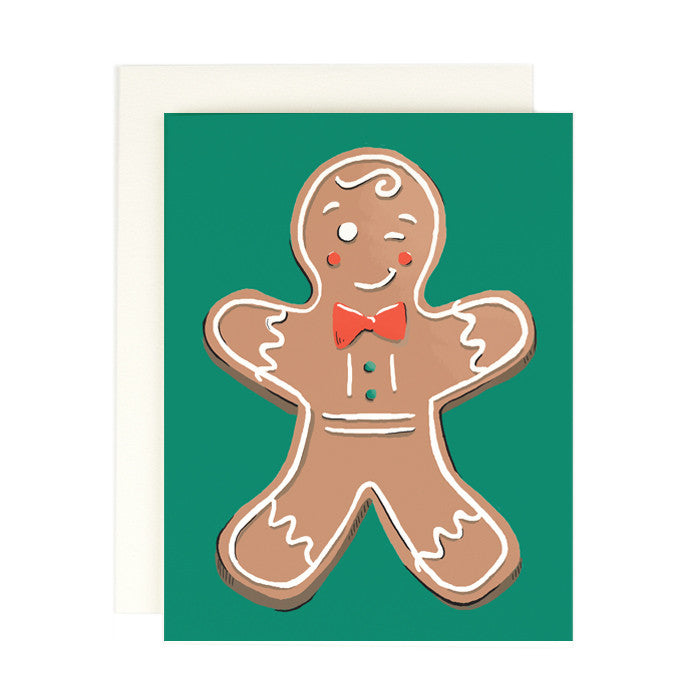 Gingerbread Wink