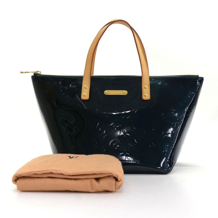 Bellevue PM Patent Leather Handbag
