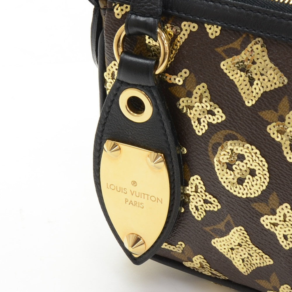 Monogram Canvas Pochette Accessoires Handbag - 2009 Limited Edition Bag