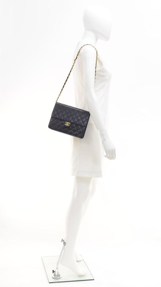 Single Flap Shoulder Bag