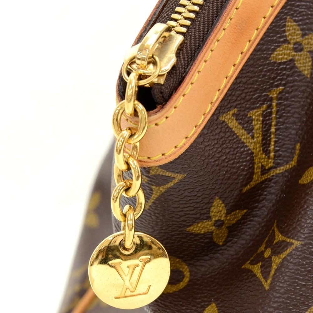Tivoli GM Monogram Canvas Handbag