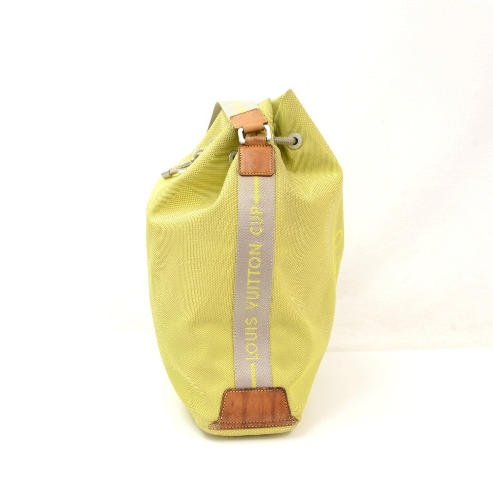 Damier Geant Canvas Bucket Bag - 2003 Limited Edition Bag