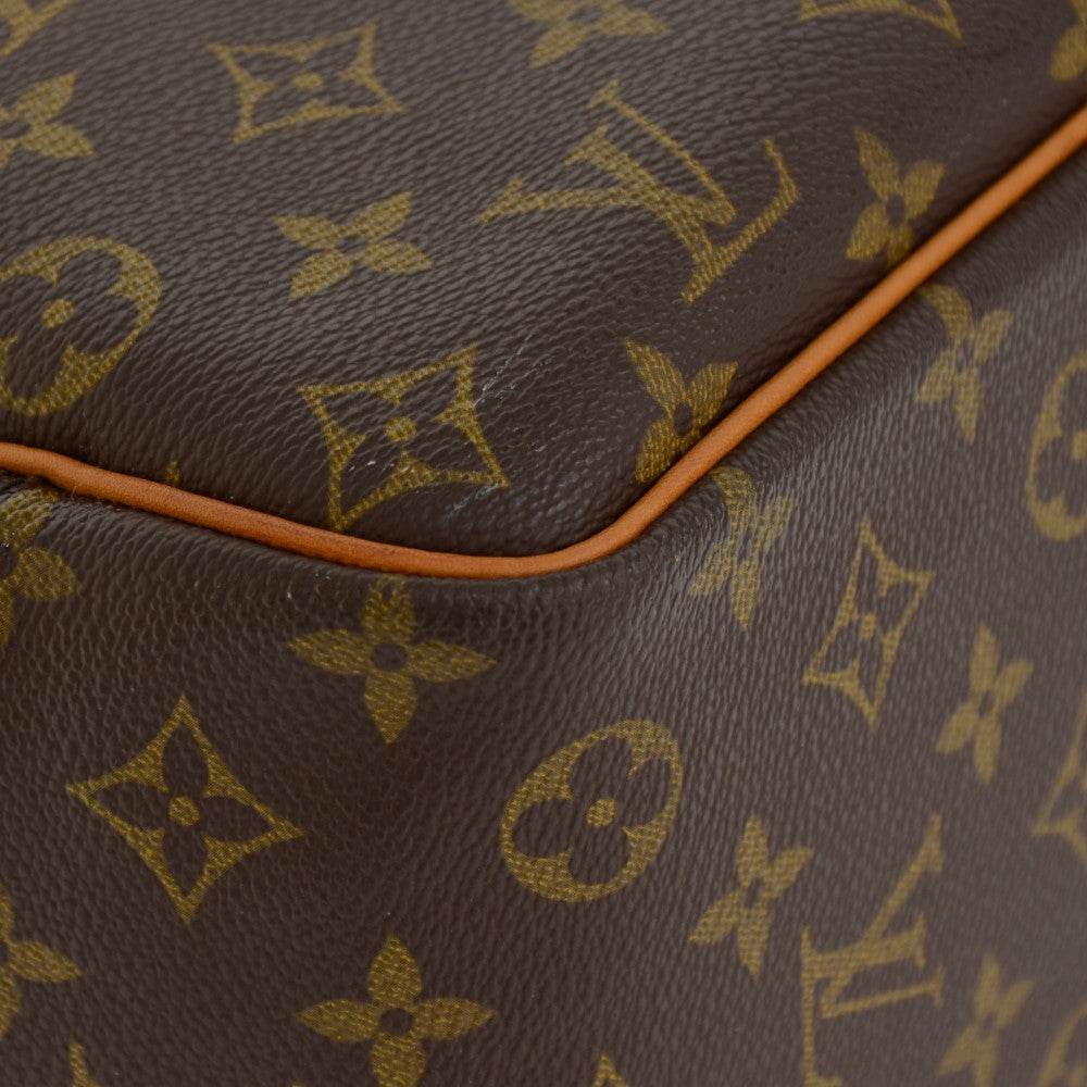 Deauville Monogram Canvas Handbag