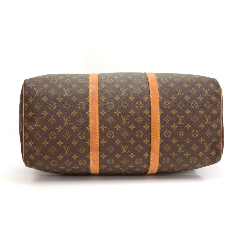 Sac Souple 55 Monogram Canvas Travel Bag