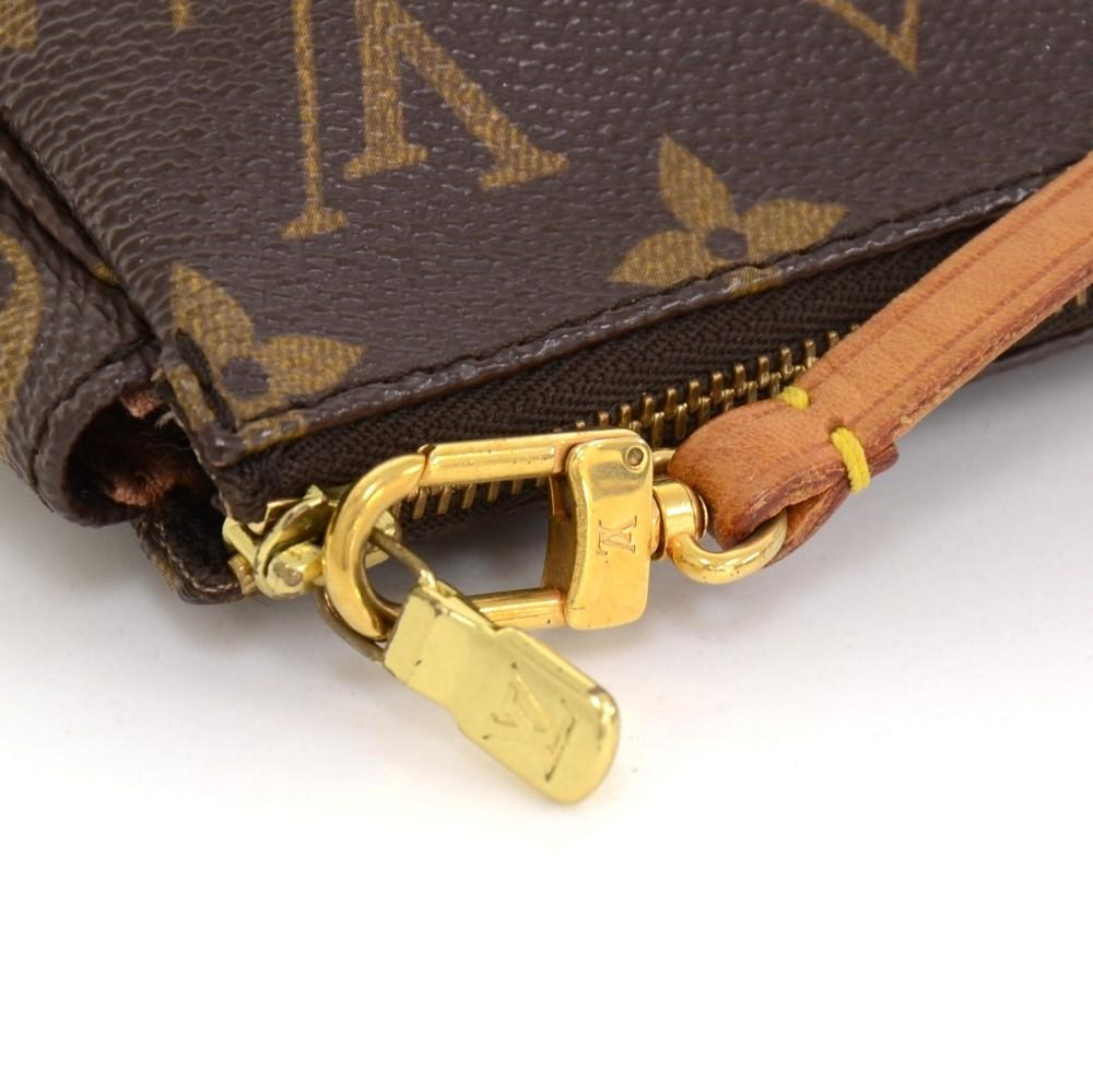 Monogram Canvas Pochette Accessoires Evening Bag