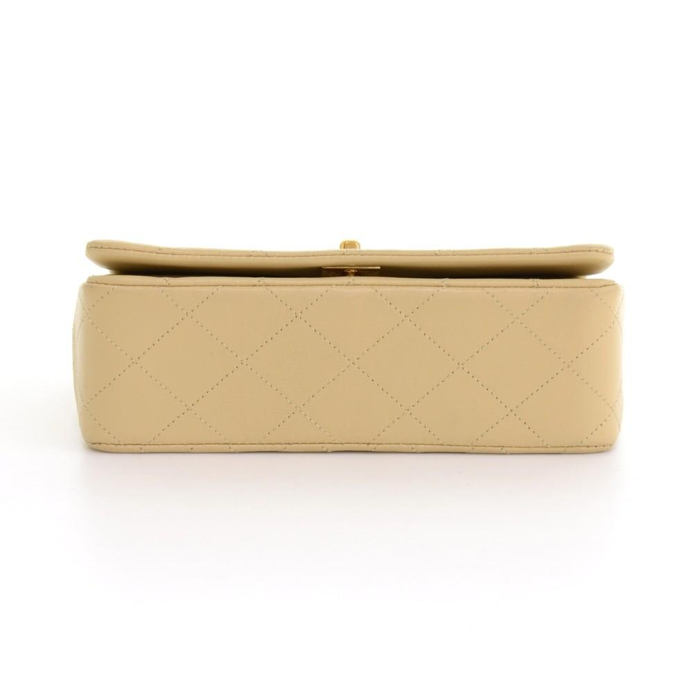 "7.5"" Single Flap Shoulder Bag"