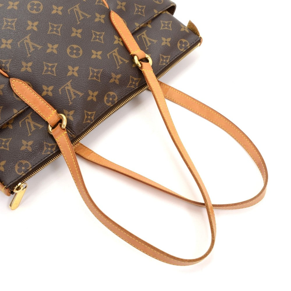 Totally PM Monogram Canvas Handbag