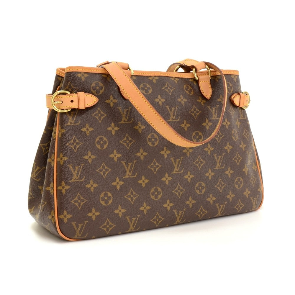 Batignolles Monogram Canvas Shoulder Bag