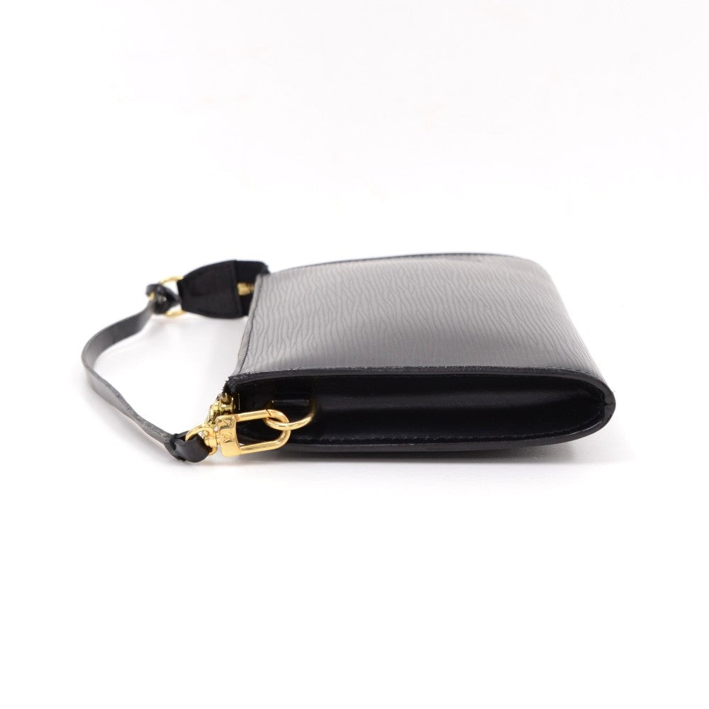 Epi Leather Pochette Accessoires Evening Bag