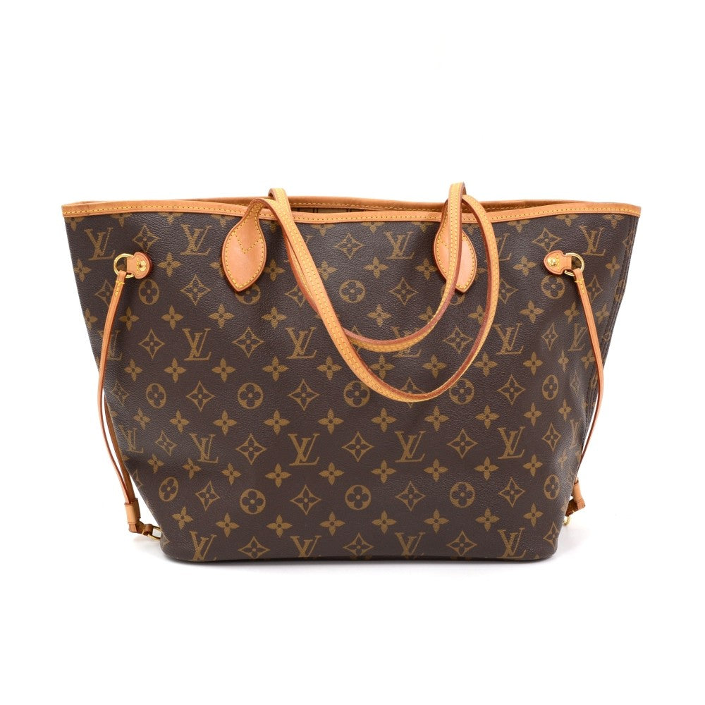 Monogram Canvas Neverfull MM Tote