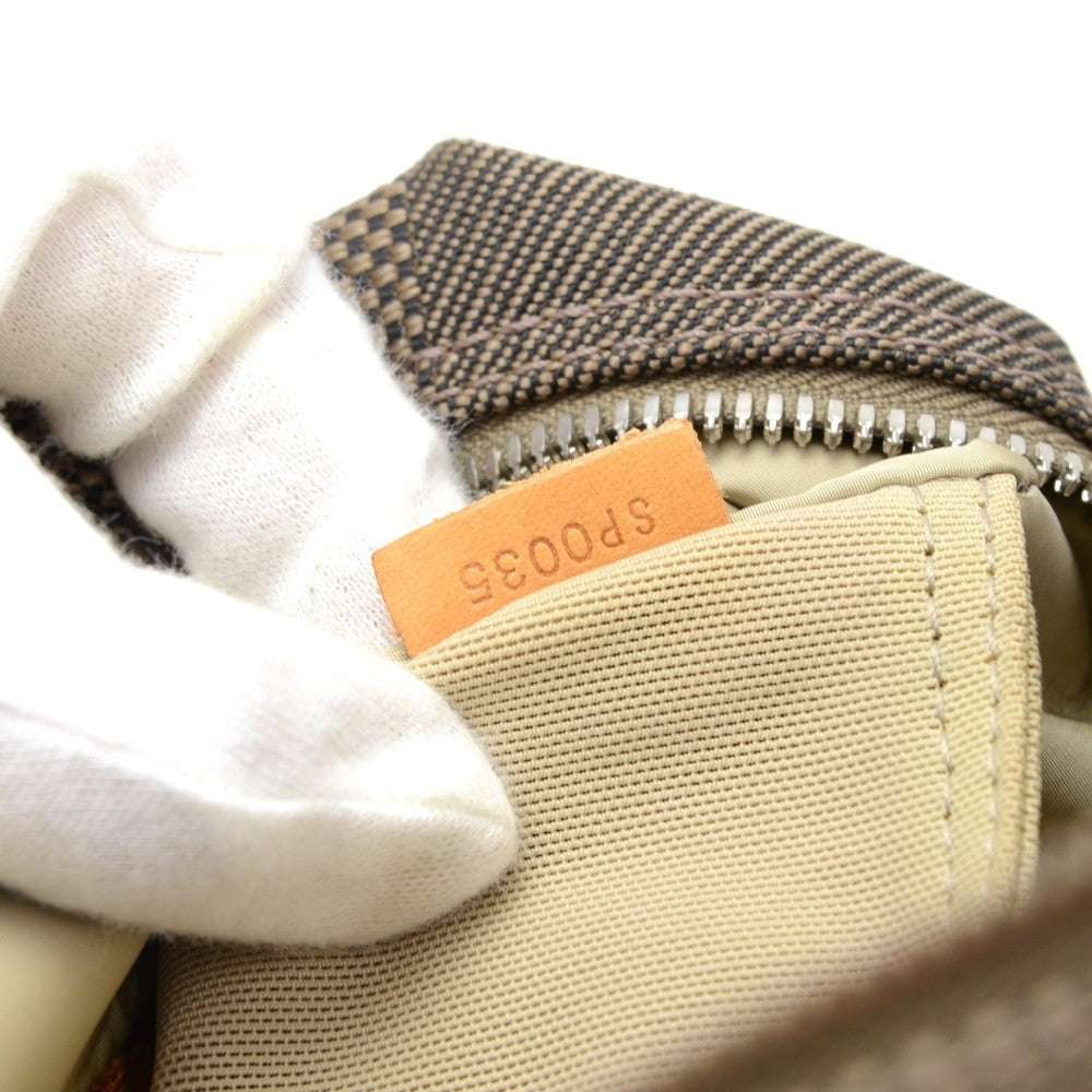 Citadin Damier Geant Canvas Messenger Bag