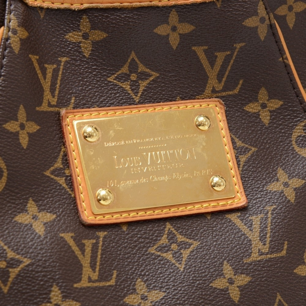 Galliera PM Monogram Canvas Tote Bag