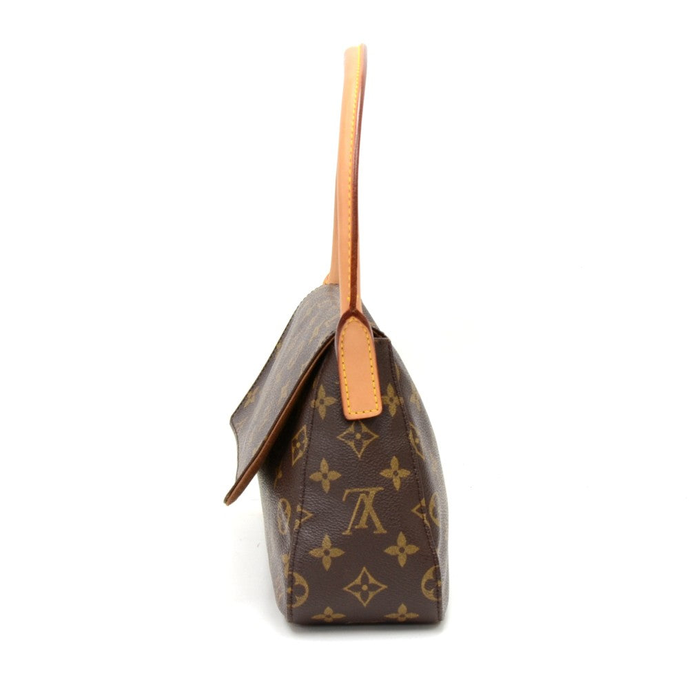 Mini Looping Monogram Canvas Handbag