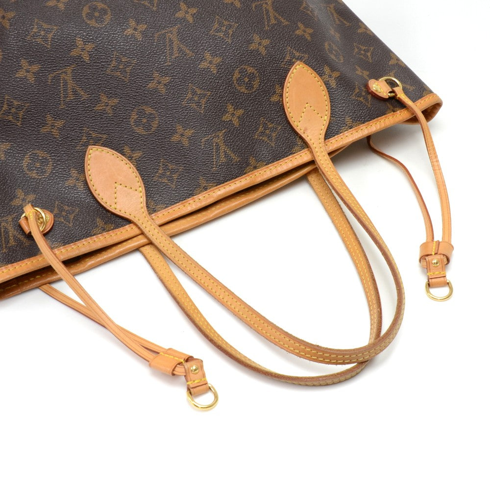 Neverfull PM Monogram Canvas Tote Bag