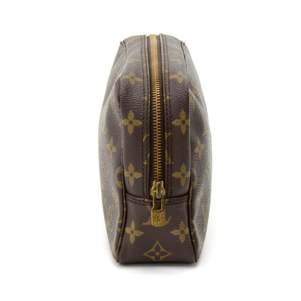 Trousse Toilette 23 Monogram Canvas Cosmetic Pouch
