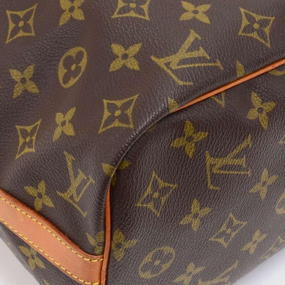 Sac Flanerie 45 Monogram Canvas Shoulder Bag