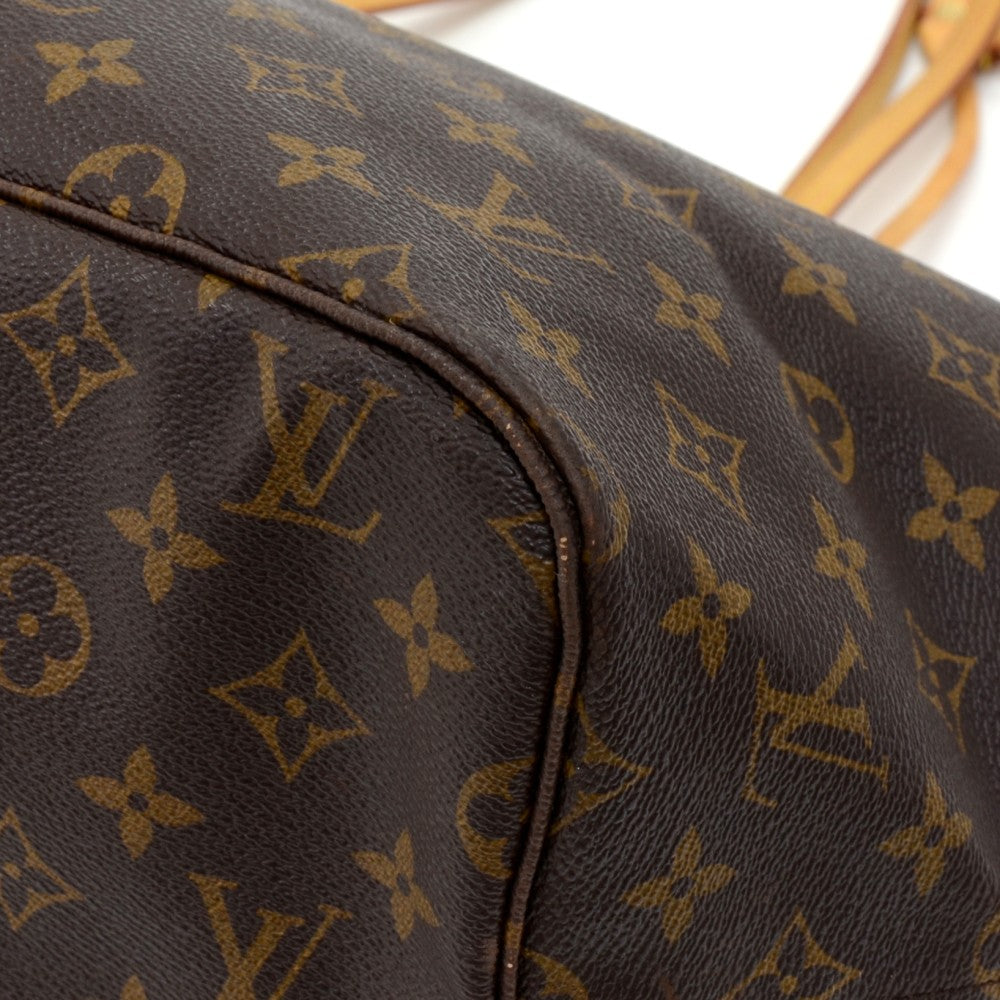 Louis Vuitton Neverfull GM Monogram Canvas Shoulder Bag – Poshbag ... 88a7765cdfdda
