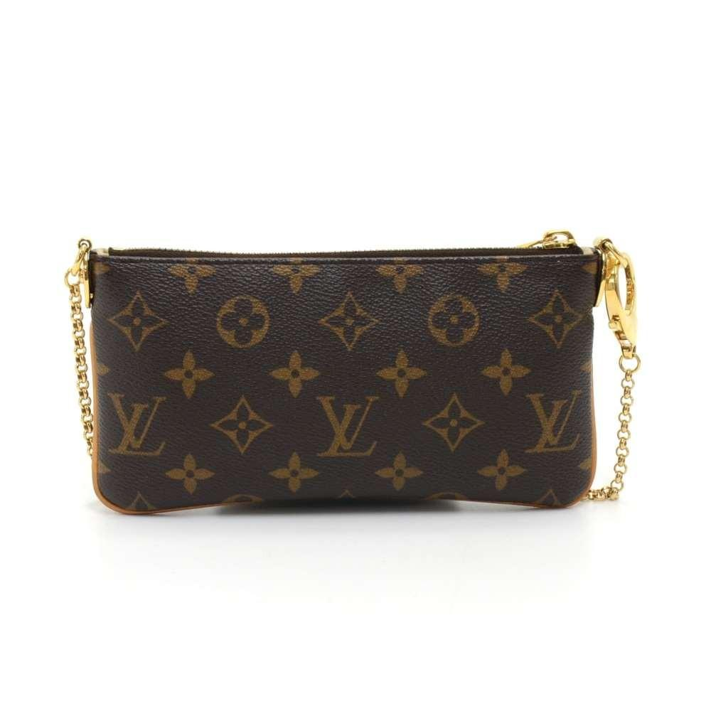 Milla PM Monogram Canvas Evening Bag