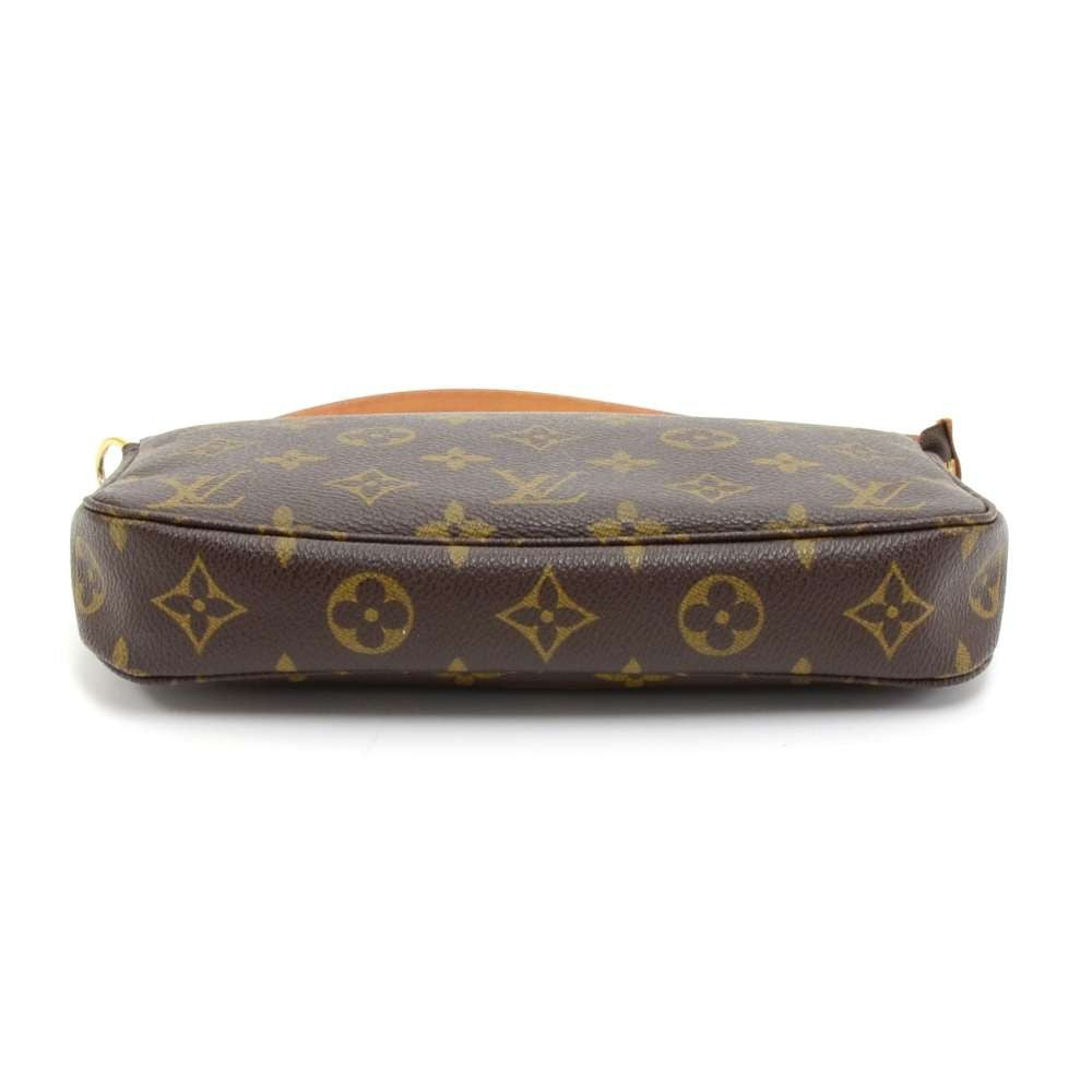 Pochette Accessories Monogram Canvas Evening Bag