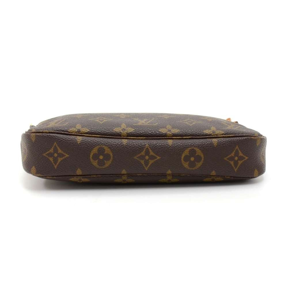 Pochette Accessoires Monogram Canvas Evening Bag