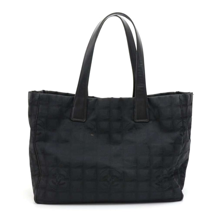 Travel Ligne Nylon Jacquard Tote Bag