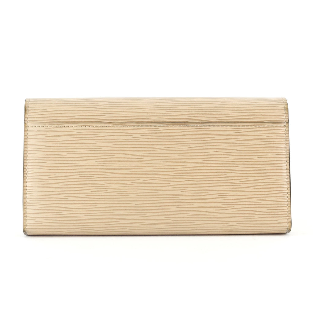 Epi Leather Sarah Wallet