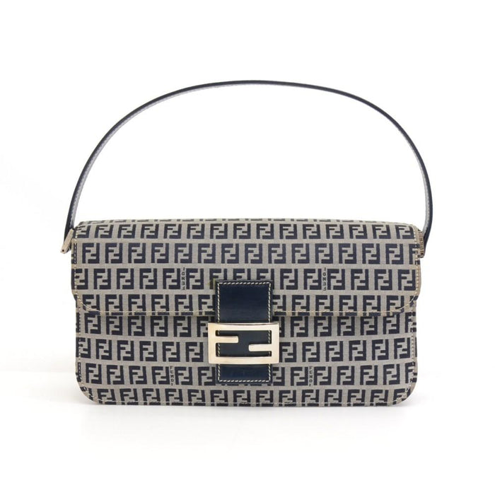 Monogram Canvas Looping Handle Shoulder Bag