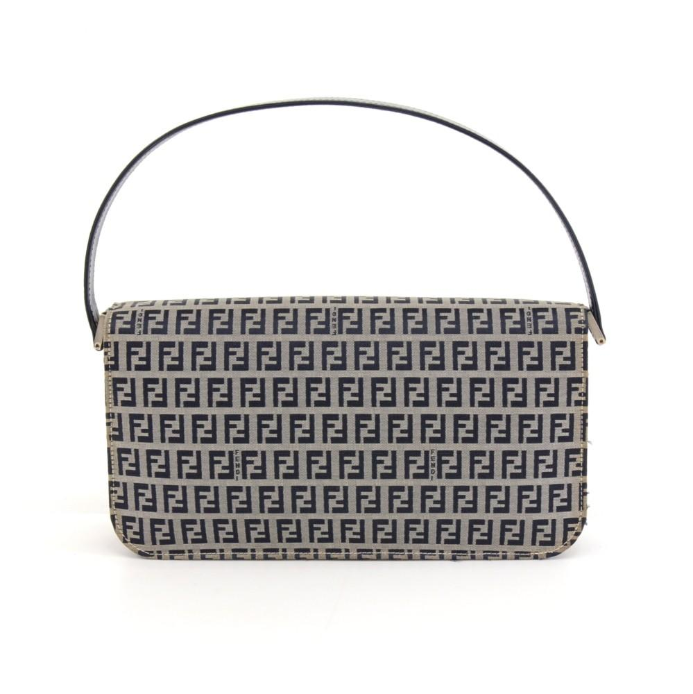 Monogram Canvas Looped Handle Bag