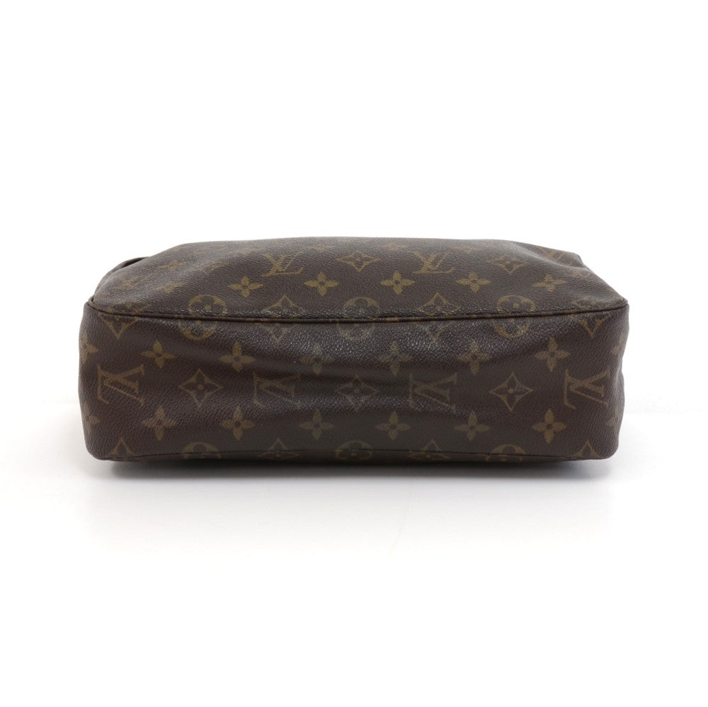 Trousse Toilette 28 Monogram Canvas Cosmetic Pouch