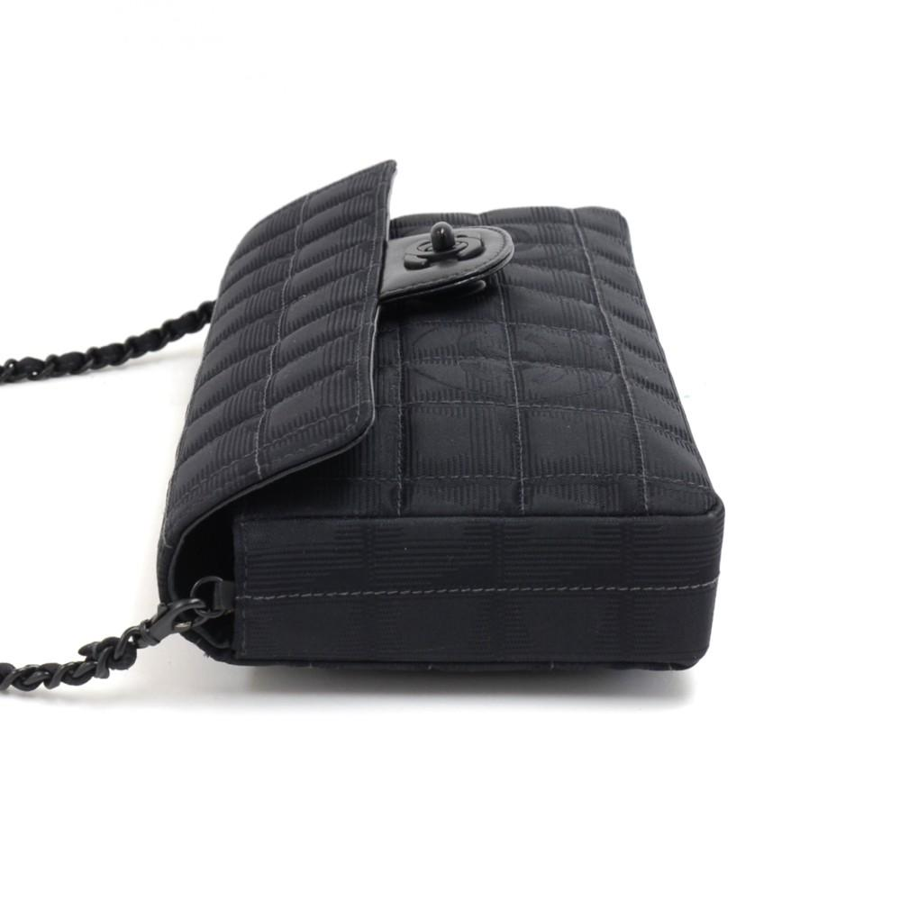Travel Ligne Quilted Nylon Shoulder Bag