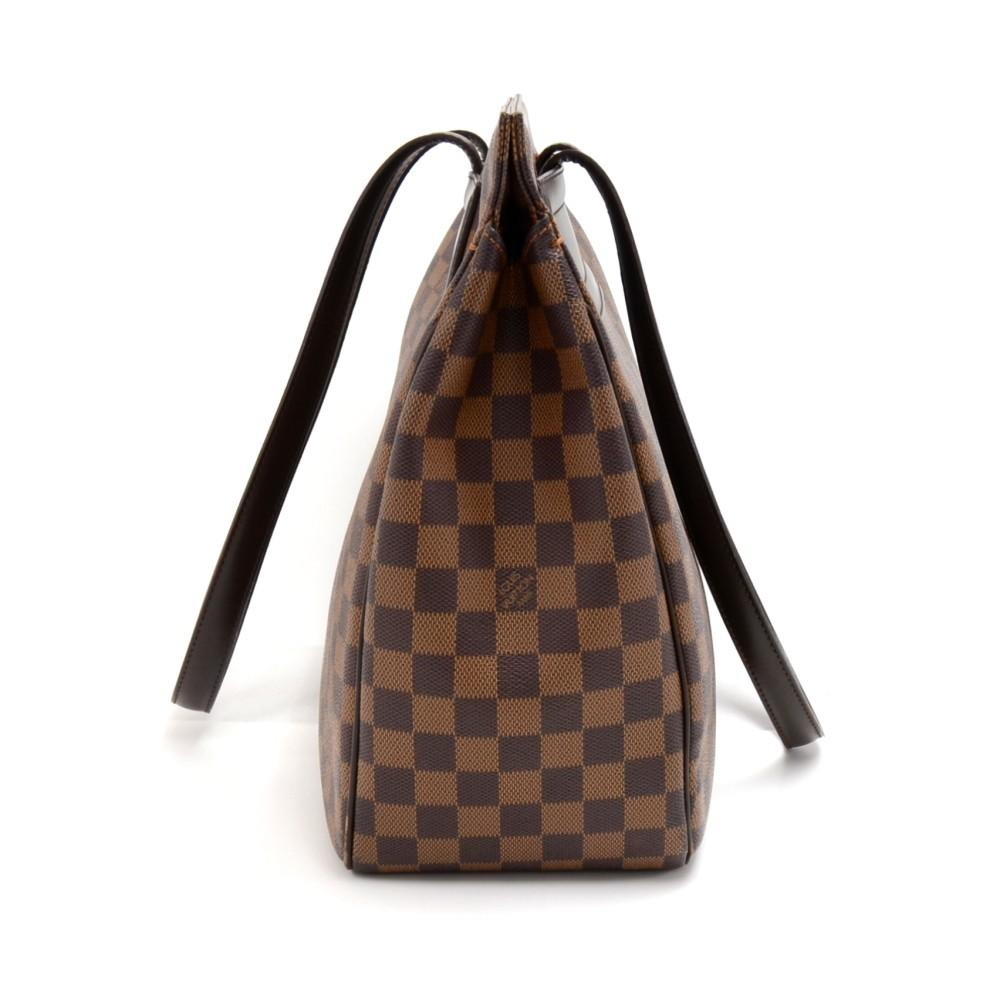 Parioli GM Damier Ebene Canvas Tote Bag