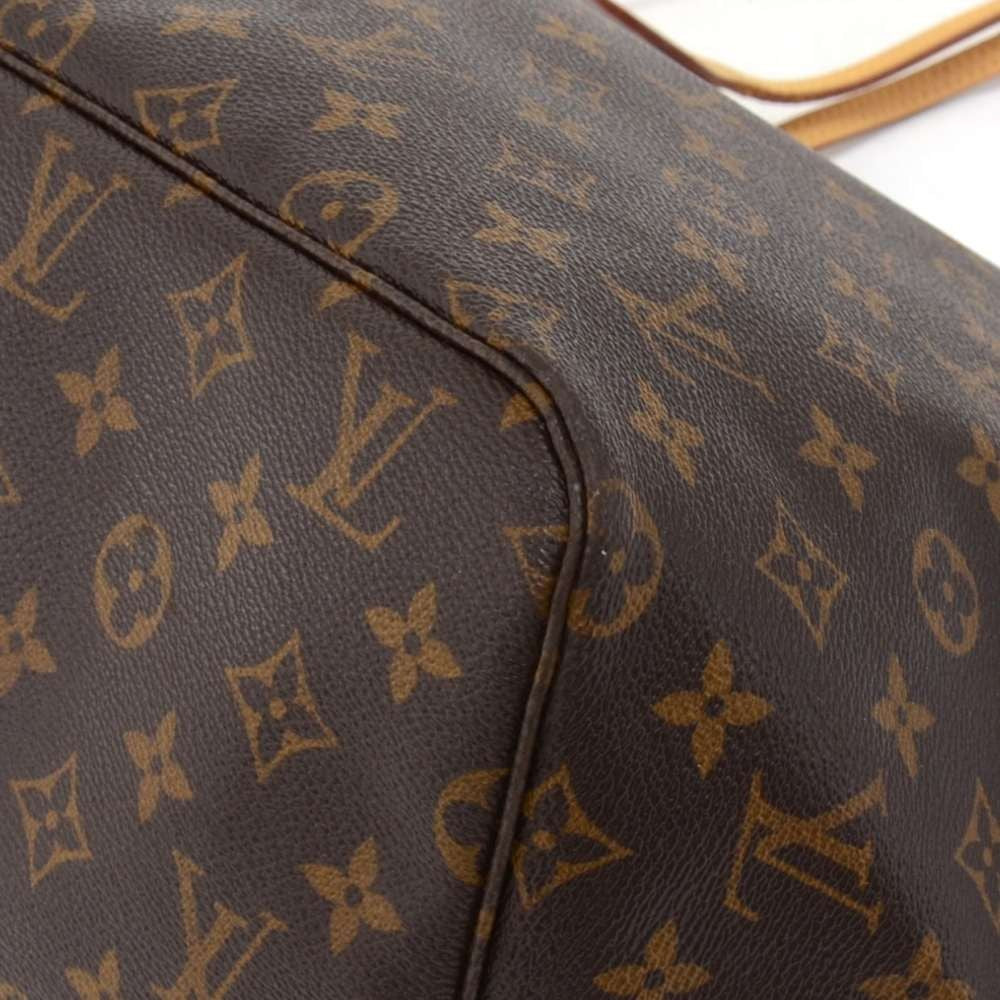 Neverfull GM Monogram Canvas Tote Bag