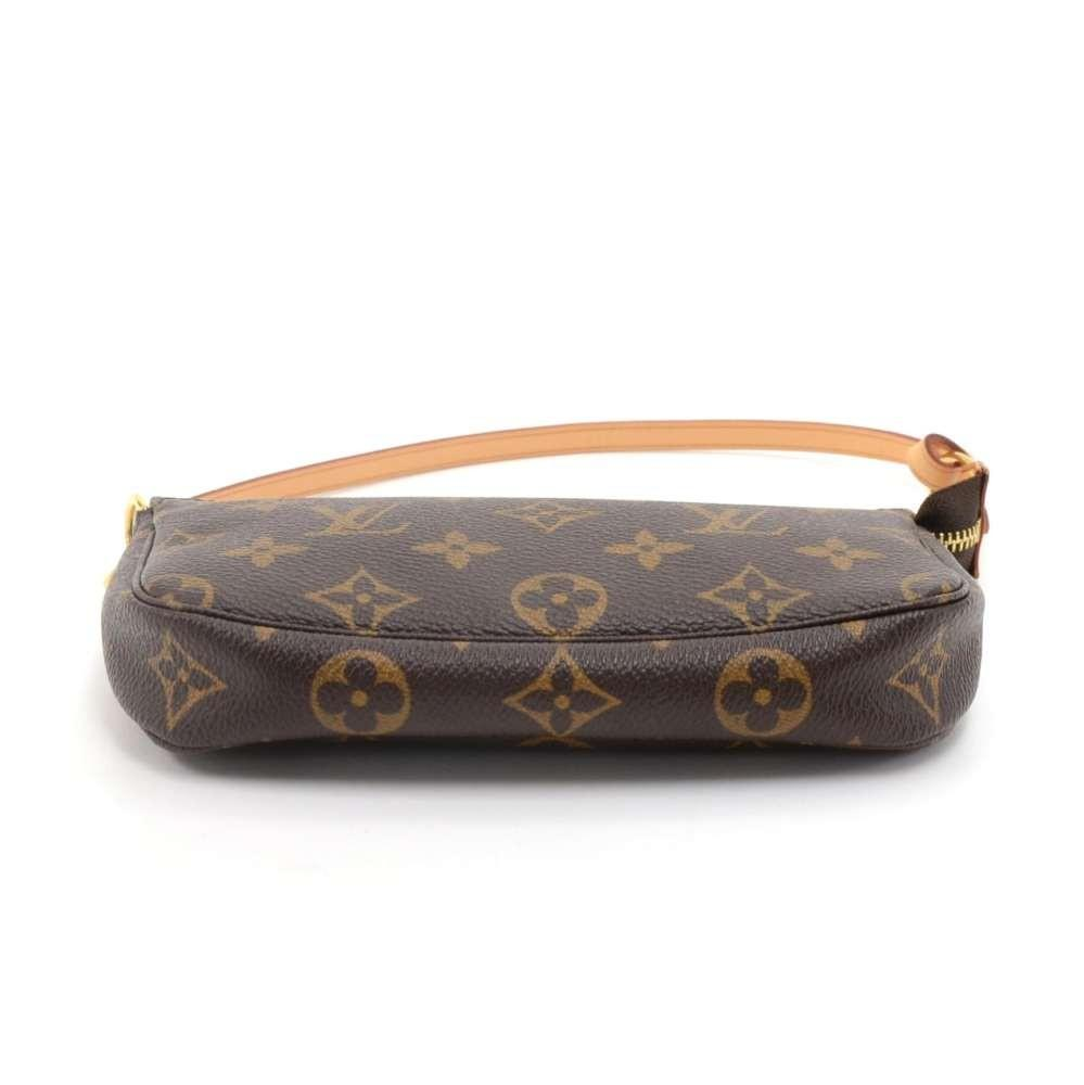 Mini Pochette Accessoires Monogram Canvas Evening Bag